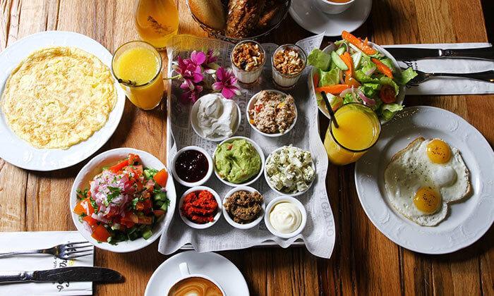 4 ארוחת בוקר זוגית בפרדיסו, אשקלון