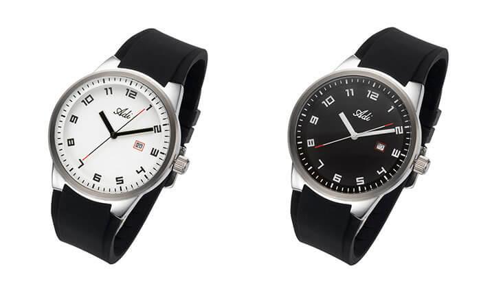 2 שעון יד אנלוגי לגברADI