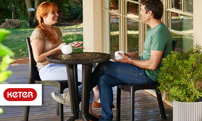 סט ישיבה לחצר