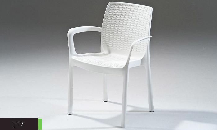 4 כסא גינה