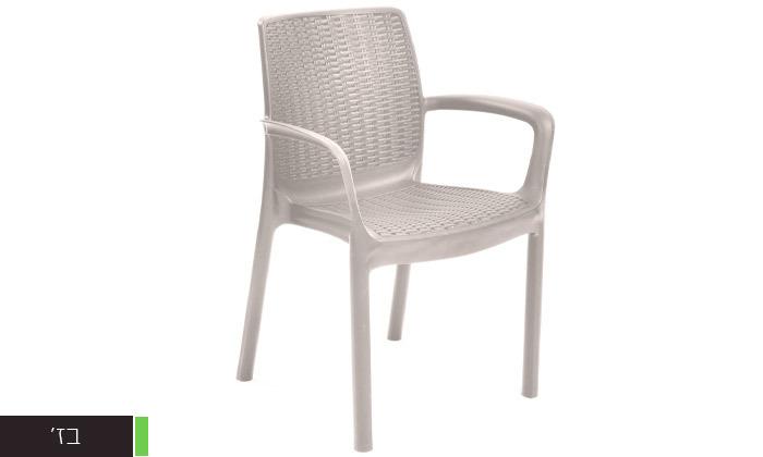 5 כסא גינה