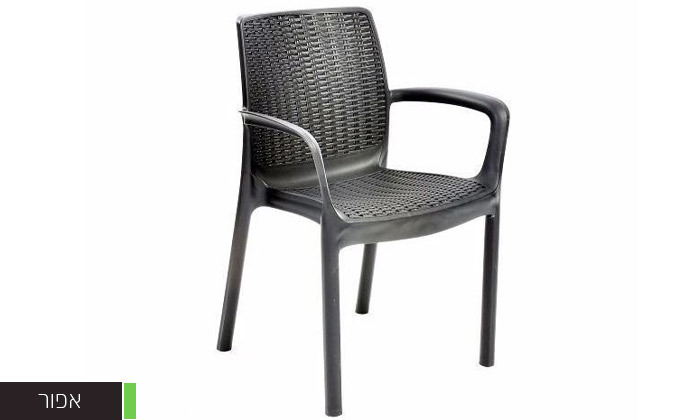6 כסא גינה