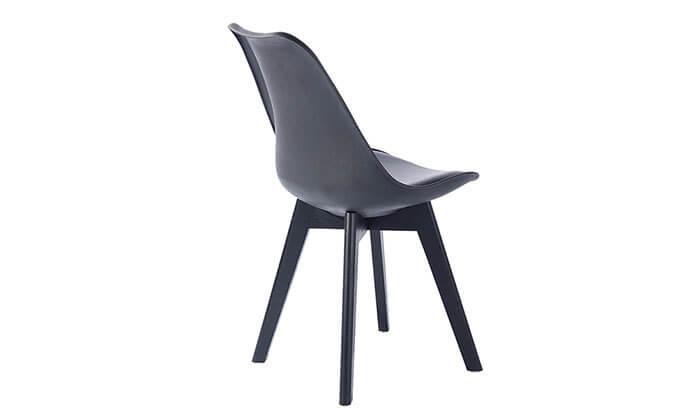 7 כסא מרופד לפינת אוכל HOMAX