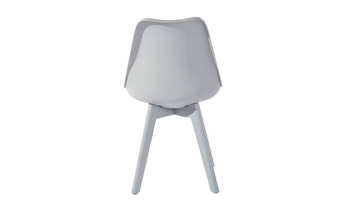 11 כסא מרופד לפינת אוכל HOMAX