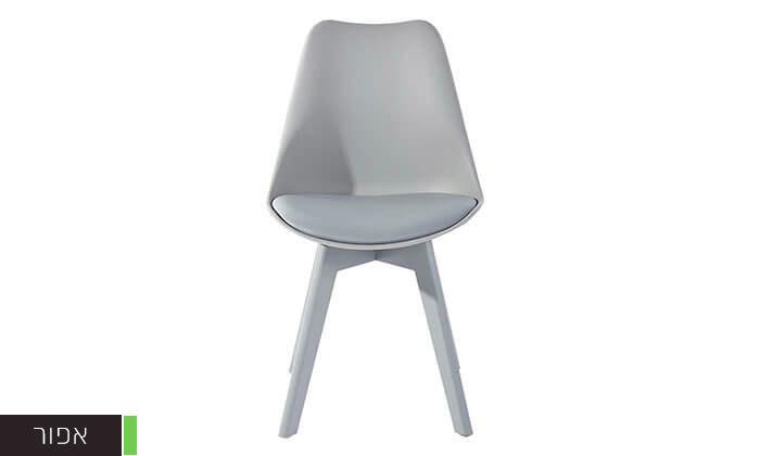 5 כסא מרופד לפינת אוכל HOMAX