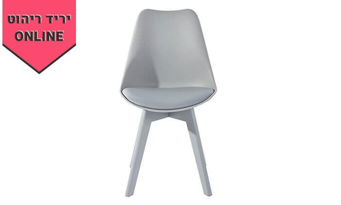 12 כסא מרופד לפינת אוכל HOMAX