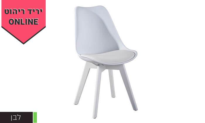 3 כסא מרופד לפינת אוכל HOMAX