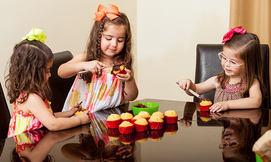 הפעלת יום הולדת עם 'עונג מתוק'
