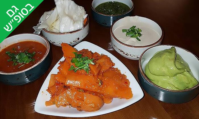 6 ארוחת בשרים זוגית במסעדת חנאן, אזור מעלות - תרשיחא