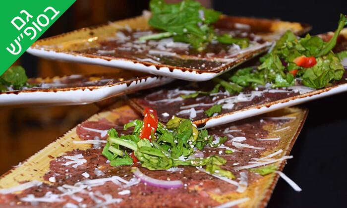 8 ארוחת בשרים זוגית במסעדת חנאן, אזור מעלות - תרשיחא