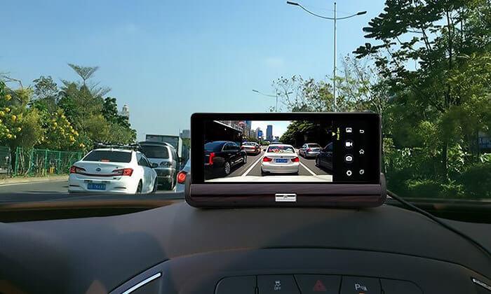 3 מערכת וידאו חכמה לרכב