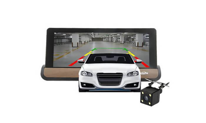 5 מערכת וידאו חכמה לרכב