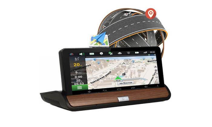 7 מערכת וידאו חכמה לרכב