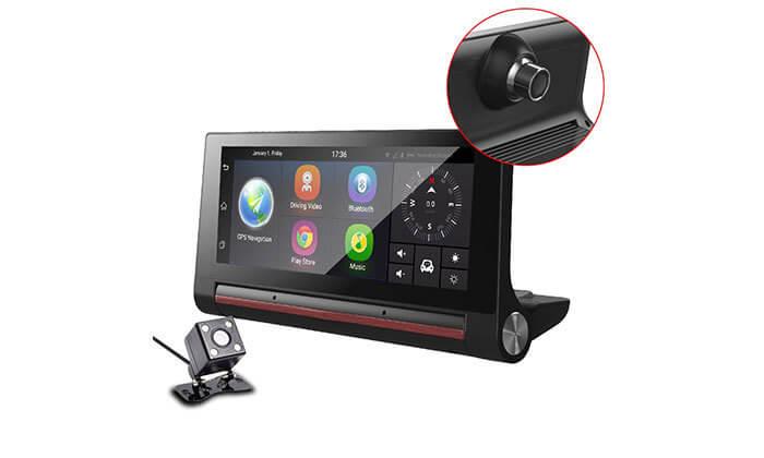 2 מערכת וידאו חכמה לרכב