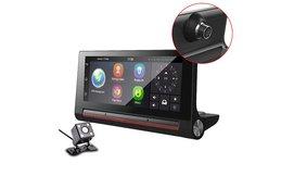 מערכת וידאו חכמה לרכב