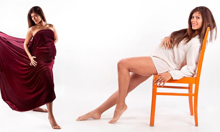 5 צילומי הריון ומשפחה בסטודיו שטראוס, גבעת ברנר