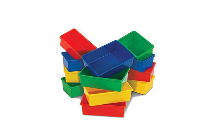 5 ארגונית צעצועים לילדים 4קומות