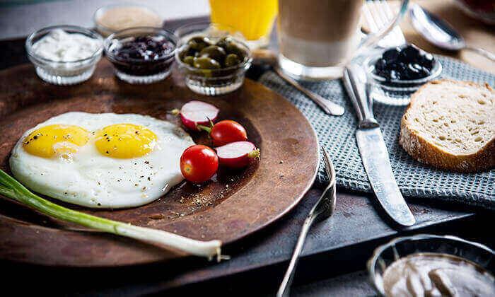 3 ארוחת בוקר זוגית במסעדת תרזה, סינמה סיטי ירושלים