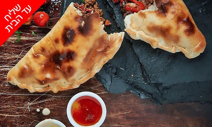 6 ארוחה משפחתית כשרה למהדרין ממסעדת לחם בשר - משלוח חינם בהרצליה