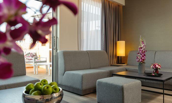 5 יום כיף עם עיסוי ב-Share spa, מלון הרודס הרצליה פיתוח