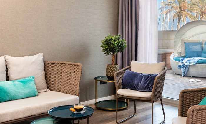 6 יום כיף עם עיסוי ב-Share spa, מלון הרודס הרצליה פיתוח