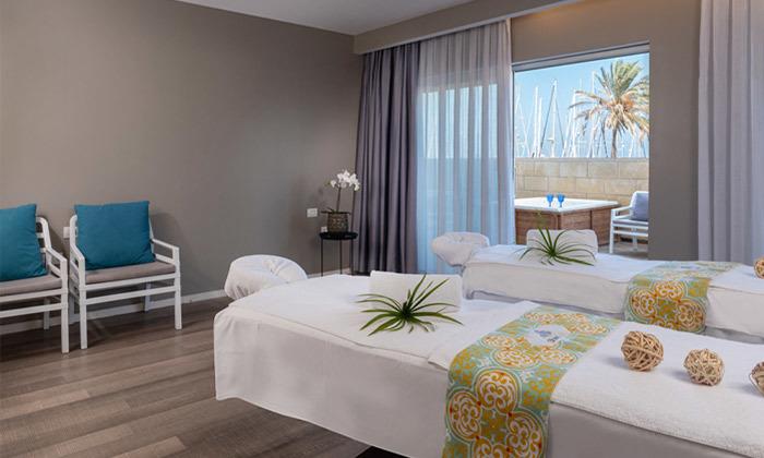 2 יום כיף עם עיסוי ב-Share spa, מלון הרודס הרצליה פיתוח