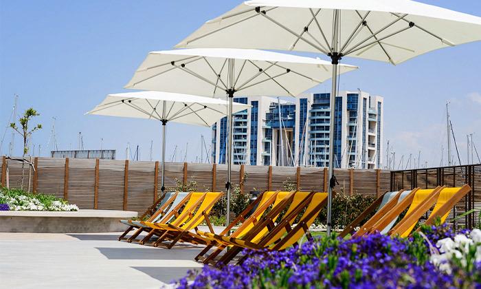 11 יום כיף עם עיסוי ב-Share spa, מלון הרודס הרצליה פיתוח