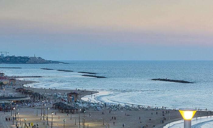 7 יום כיף זוגי עם עיסוי ב-Share Spa במלון לאונרדו ארט, חוף גורדון