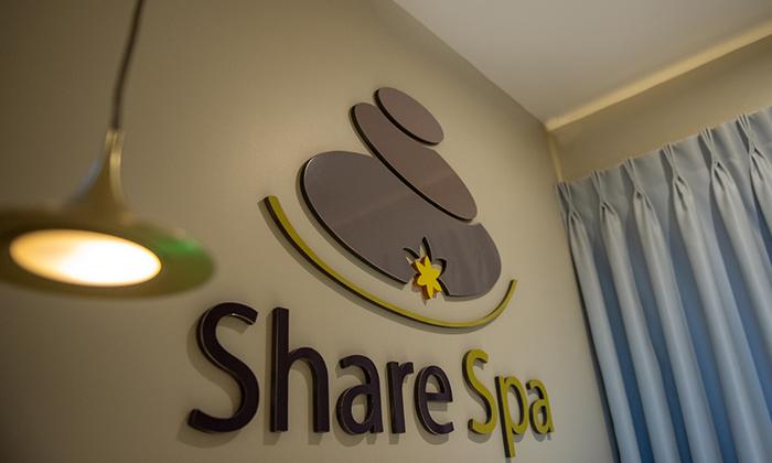 7 יום פינוק ב-Share spa, מלון דן כרמל חיפה