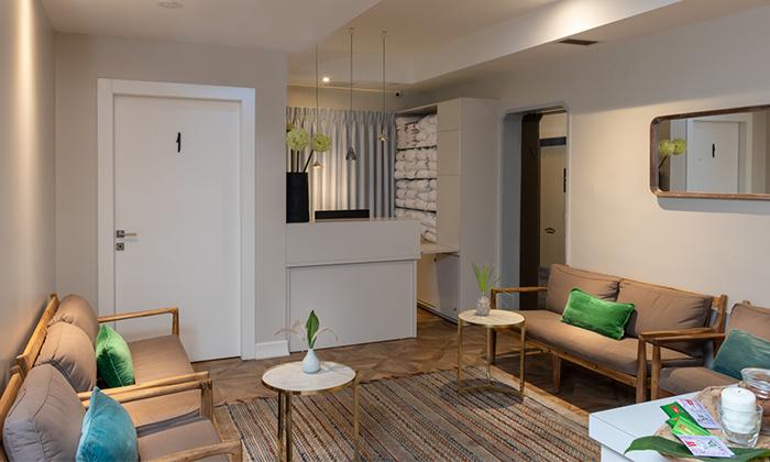 9 יום פינוק ב-Share spa, מלון דן כרמל חיפה