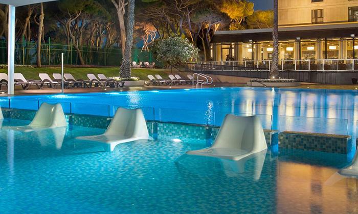 11 יום פינוק ב-Share spa, מלון דן כרמל חיפה