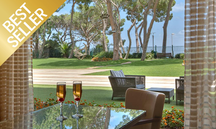 2 יום פינוק ב-Share spa עם עיסוי ומתקני ספא, מלון דן כרמל חיפה