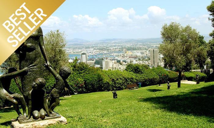 3 יום פינוק ב-Share spa עם עיסוי ומתקני ספא, מלון דן כרמל חיפה