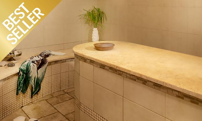 8 יום פינוק ב-Share spa עם עיסוי ומתקני ספא, מלון דן כרמל חיפה