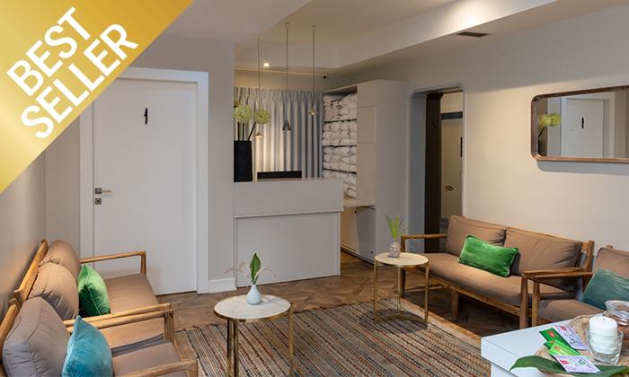 9 יום פינוק ב-Share spa עם עיסוי ומתקני ספא, מלון דן כרמל חיפה