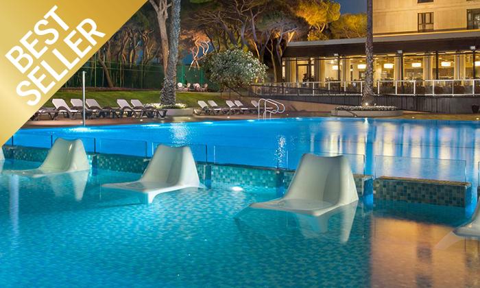 11 יום פינוק ב-Share spa עם עיסוי ומתקני ספא, מלון דן כרמל חיפה