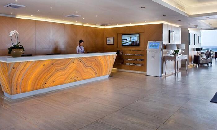 5 יום פינוק עם עיסוי ב-Share Spa מלון אורכידאה תל אביב