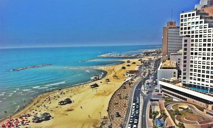 3 יום פינוק עם עיסוי ב-Share Spa מלון אורכידאה תל אביב