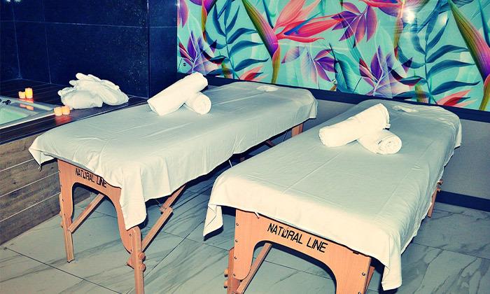 7 יום פינוק עם עיסוי ב-Share Spa מלון אורכידאה תל אביב