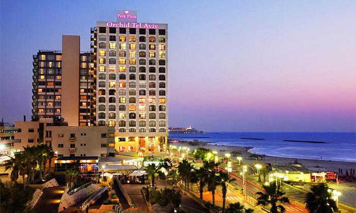 8 יום פינוק עם עיסוי ב-Share Spa מלון אורכידאה תל אביב