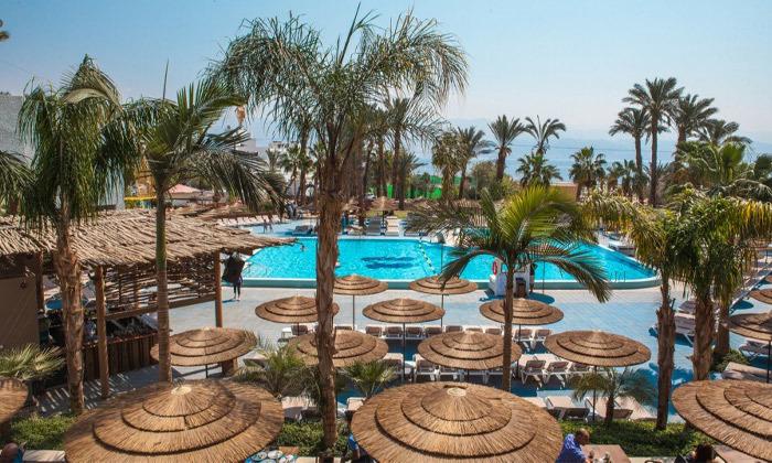 9 יום פינוק עם עיסוי ב-Share Spa מלון יו קורל ביץ', אילת