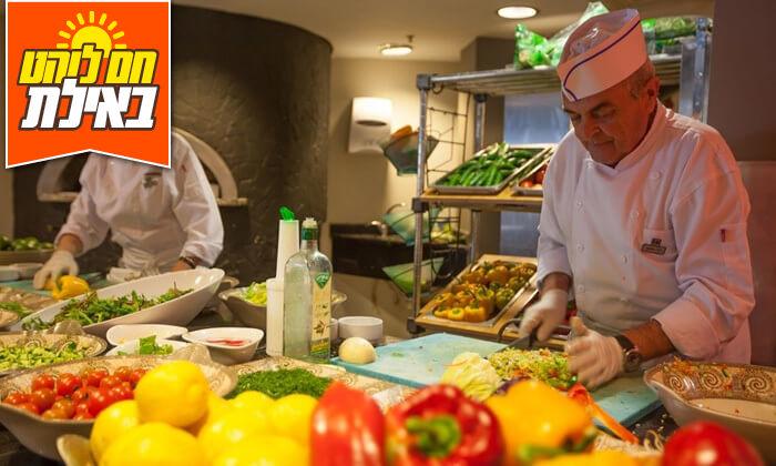 7 יום פינוק עם עיסוי ב-Share Spa מלון יו קורל ביץ', אילת
