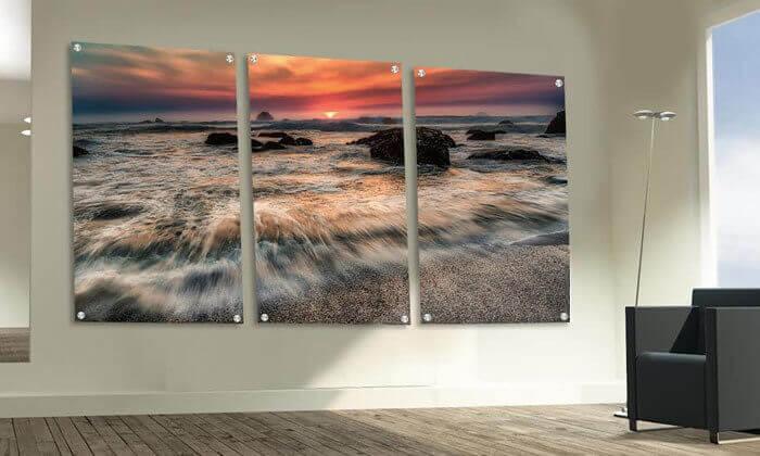 3 הדפסת תמונות על זכוכית