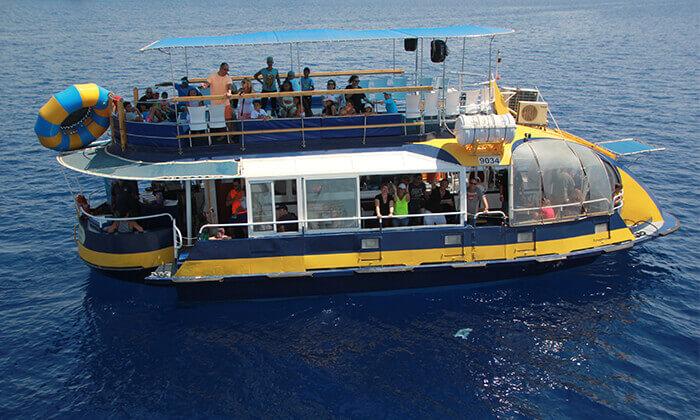 4 שייט בספינת הגלאקסיה, אילת