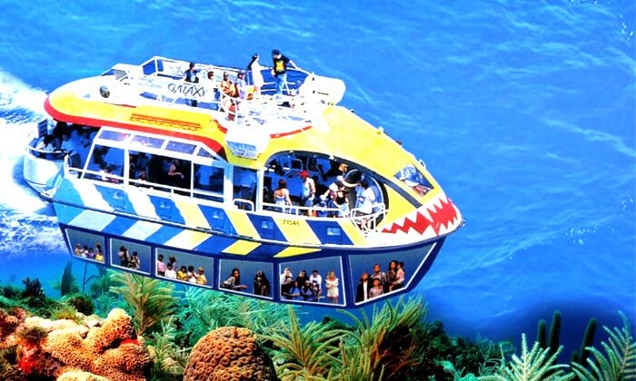 2 שייט בספינת הגלאקסיה, אילת