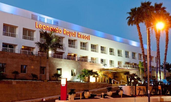 3 ספא לה ויטה, מלון לאונרדו ריזורט אילת - חבילות עיסוי