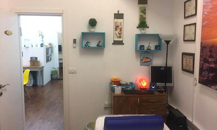 6 טיפול דיקור סיני ב'דרך הבריאה', תל אביב