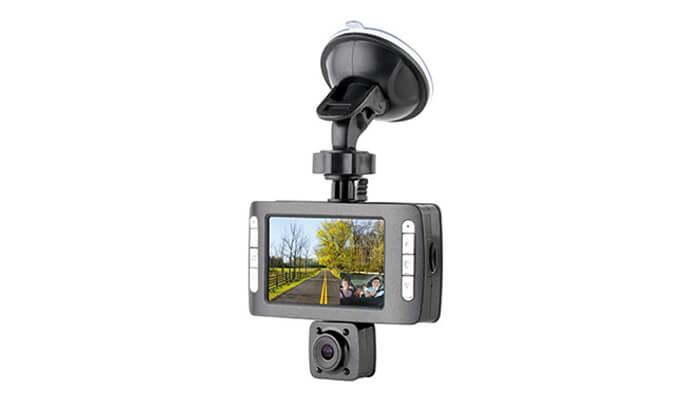 2 מצלמת דרך דו-כיוונית לרכב