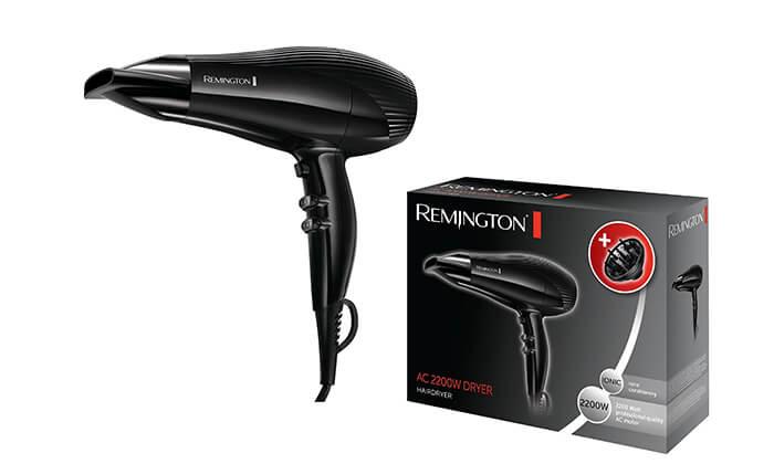 2 מייבש שיער מקצועי REMINGTON דגם AC3300