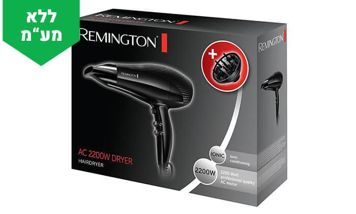 3 מייבש שיער מקצועי REMINGTON דגם AC3300